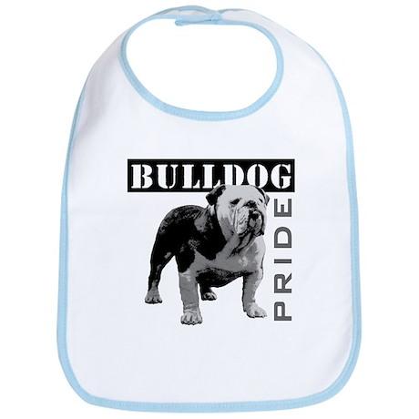 Bulldog Pride Bib