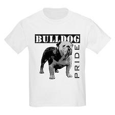 Bulldog Pride Kids T-Shirt