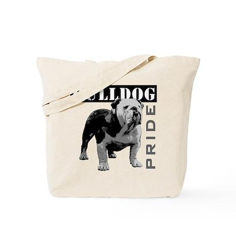 Bulldog Pride Tote Bag