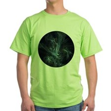 Flame Fractal T-Shirt
