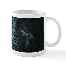 Flame Fractal Mug