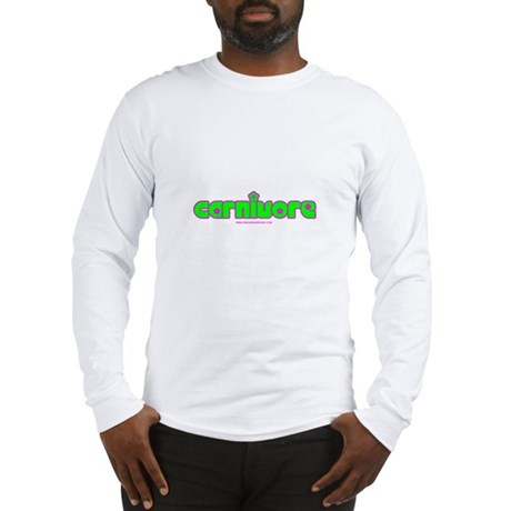 Carnivore Blossom Long Sleeve T-Shirt