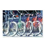 Bicycles Postcards (Package of 8)