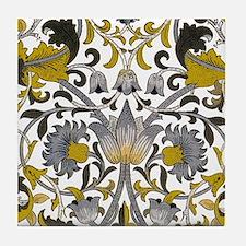 Lighter Lodden Design by Morris Tile Coaster