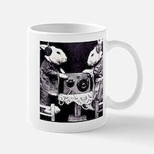 Bunny Radio Mug