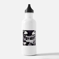 Bunny Radio Water Bottle