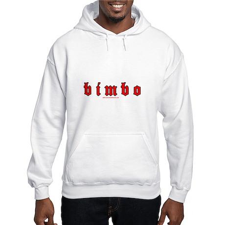 Bimbo Hooded Sweatshirt