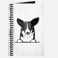 B/W Pocket Corgi Journal