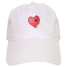 Autism is in my heart Baseball Cap