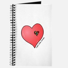 Autism is in my heart Journal
