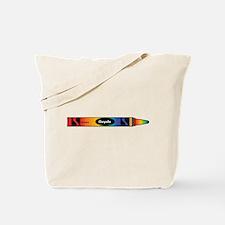 Gayola Rainbow Tote Bag