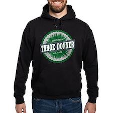 Tahoe Donner Downhill Ski Resort California Dark G