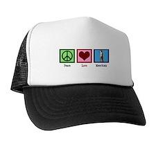 Peace Love Meerkats Hat