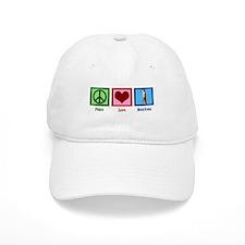 Peace Love Meerkats Cap