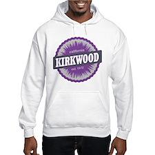 Kirkwood Mountain Ski Resort California Purple Hoo