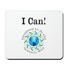 I Can! Mousepad