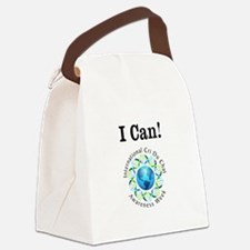 I Can! Canvas Lunch Bag