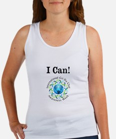 I Can! Tank Top