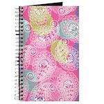 Pink Paisley Gift Journal