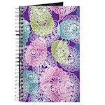 Purple Paisely Dream Journal