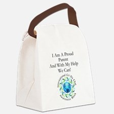 Editable We Can Canvas Lunch Bag