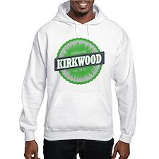 Kirkwood Mountain Ski Resort California Lime Green