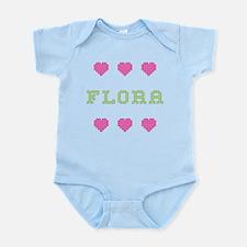 Flora Body Suit