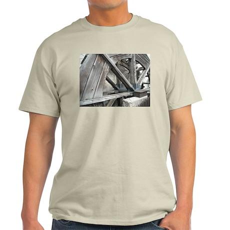 Water Wheel/Mill Light T-Shirt