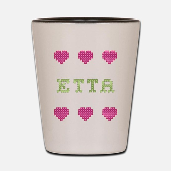 Etta Shot Glass