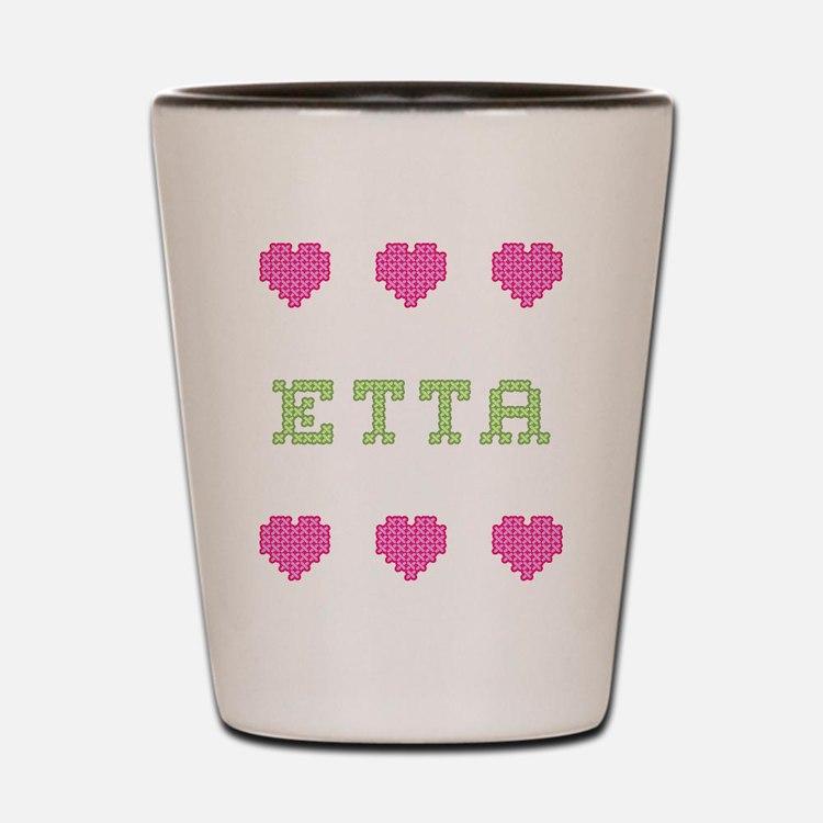 Etta Shot Glass