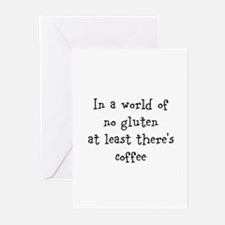 World of no gluten Greeting Cards (Pk of 20)