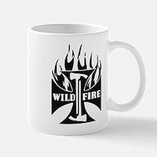 WildFire Iron Cross Pulaski Mug