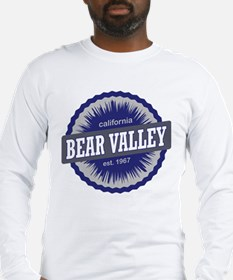 Bear Valley Mountain Ski Resort California Navy Bl