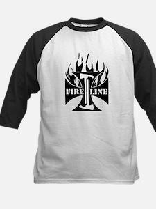 Fire Line Pulaski Iron Cross Baseball Jersey