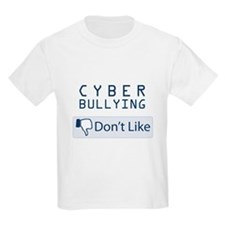 Say No to Cyber Bullying T-Shirt