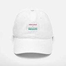 Educator for Equality Baseball Baseball Baseball Cap