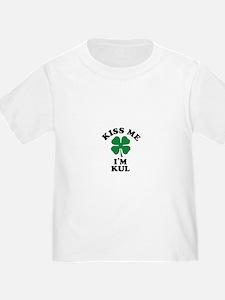Kiss me I'm KUL T-Shirt