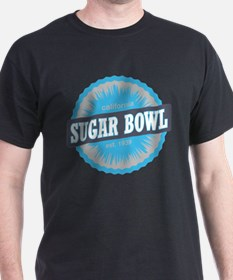 Sugar Bowl Ski Resort California Sky Blue T-Shirt