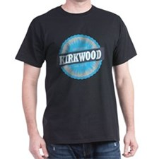 Kirkwood Mountain Ski Resort California Sky Blue T
