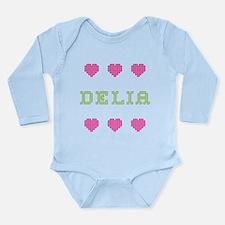 Delia Body Suit