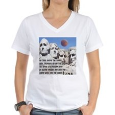 Mt. Rushmore The Quest Shirt