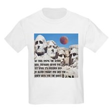 Mt. Rushmore The Quest T-Shirt