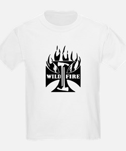 Wild Fire IRON CROSS Pulaski T-Shirt