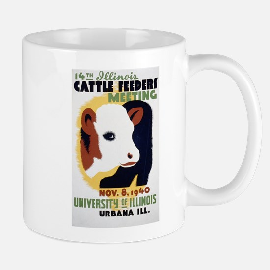 Illinois Cattle Feeders Meeting Mugs