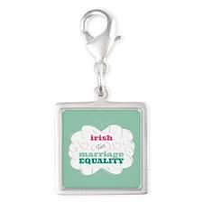 Irish for Equality Charms