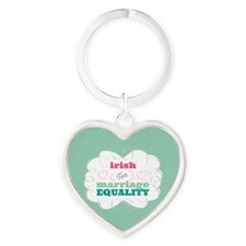 Irish for Equality Keychains