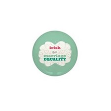 Irish for Equality Mini Button (10 pack)