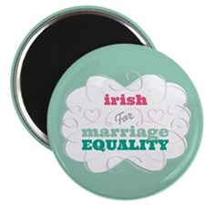 Irish for Equality Magnet