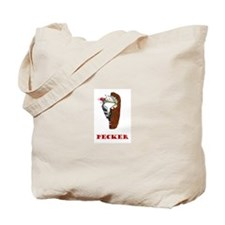 Pecker Tote Bag