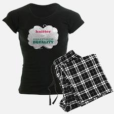 Knitter for Equality Pajamas